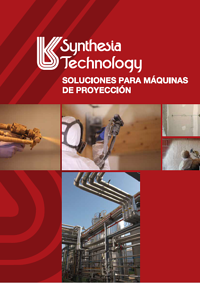 Portada catálogo Synthesia Technology