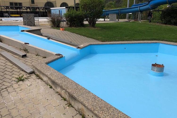 02 - Aplicación de poliurea para piscinas y fuentes 02