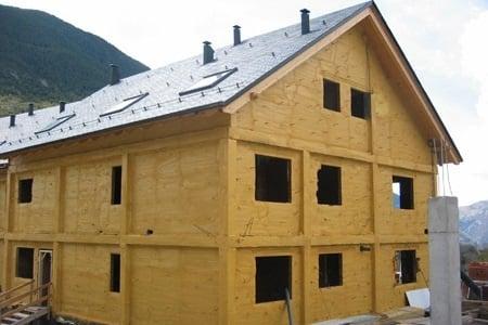 Étanchéité des bâtiments à Quasi Zéro Énergie et standard de qualité maison passive
