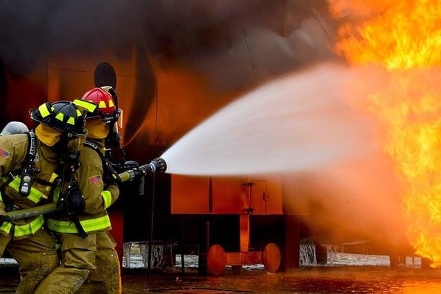 Polyurethansysteme mit hoher Brandwiederstandsfähigkeit