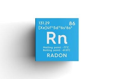 gas radón