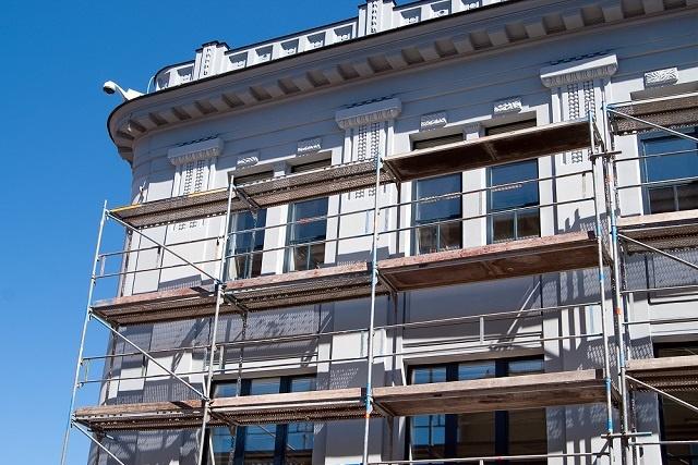 Zertifizierte Polyurethansysteme: Fassaden-Isolierung