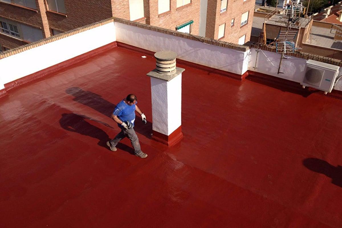 Characteristics of polyurethane waterproofing 01