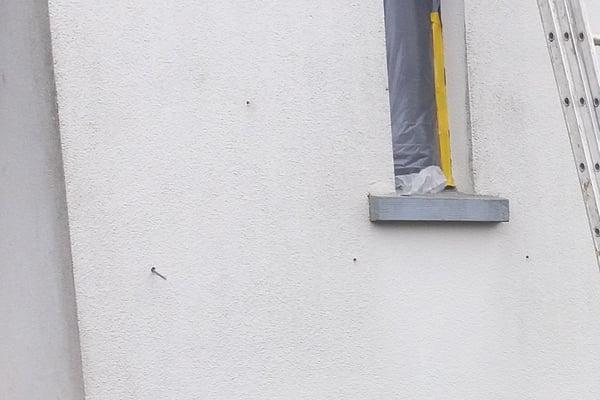 46 - ¿Cómo inyectar espuma de poliuretano en la pared 01