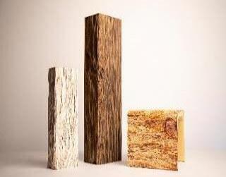 Caso de Estudio: Synthemad 9369-L-Z-150 en vigas de imitación madera