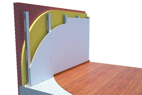 espesor óptimo del poliuretano fachada interior