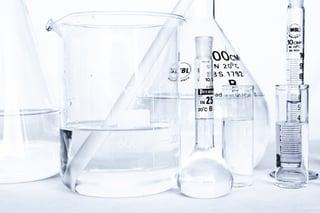 mezcla de los componentes del poliuretano 1