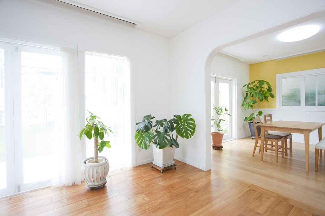 Aislamiento edificio sano