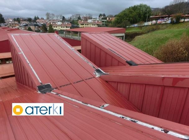 Aterki renovation toiture