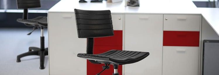 Base de la chaise