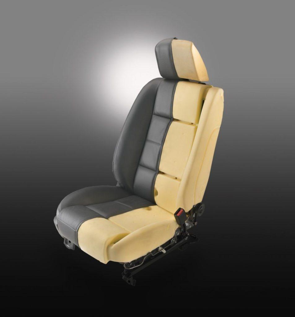 Poliuretano: confort, seguridad y ahorro en los asientos del automóvil
