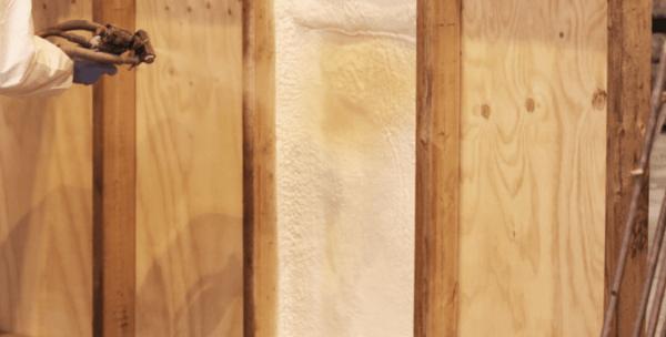 "New ""superinsulation ECO"" sprayed polyurethane foam system"