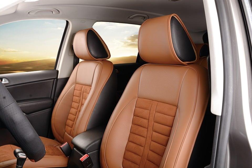 Foteli samochodowych: poliuretan 01