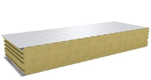 panel lana mineral adhesivo-poliuretano