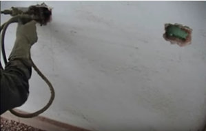 sistema de poliuretano inyectado en cámara de aire