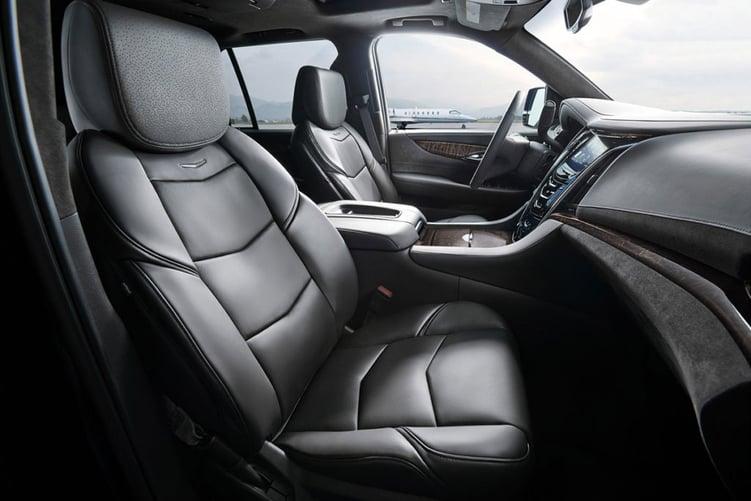 sièges polyuréthane confort