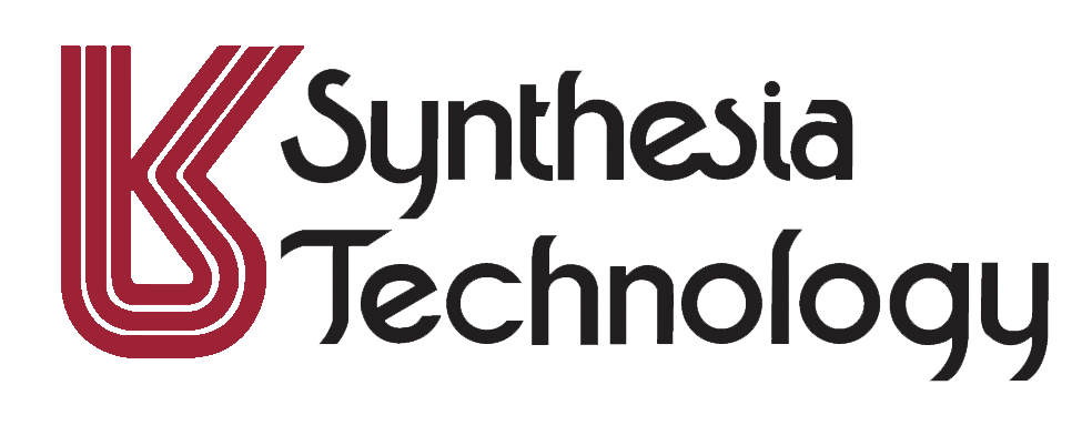 Logo Synthesia Technology transparente