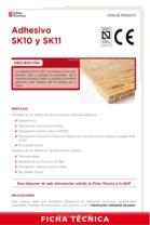 Adhesivo SK10 y SK11