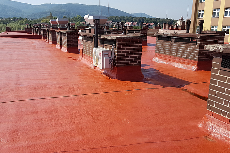 Poliuretan Spray: S-403 HFO, S-503 HFO and 7129 Roof HFO