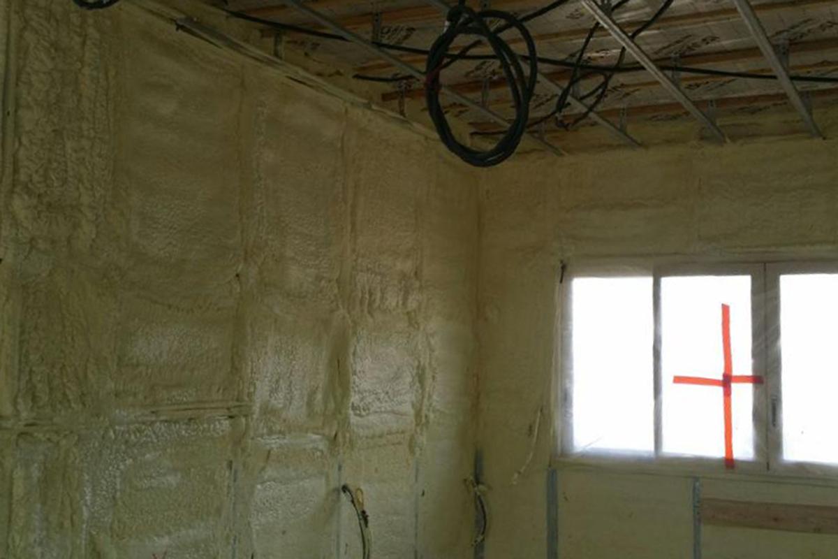 Importance de l'isolation des constructions Passivhaus et apparentées